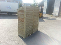 Log Store 1500mm (5') Wide