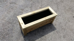 Feather Panel Planter