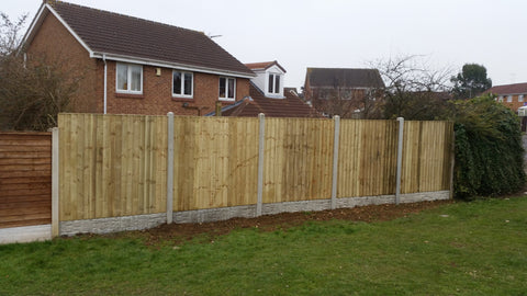 Fence Panels Vertilap