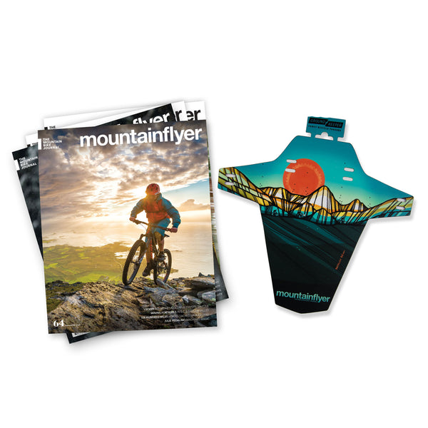 Mountain Flyer Subscription & Bike Fender