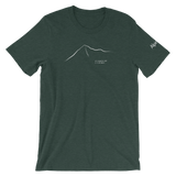 Alpinist Mt. Kennedy Silhouette T-shirt