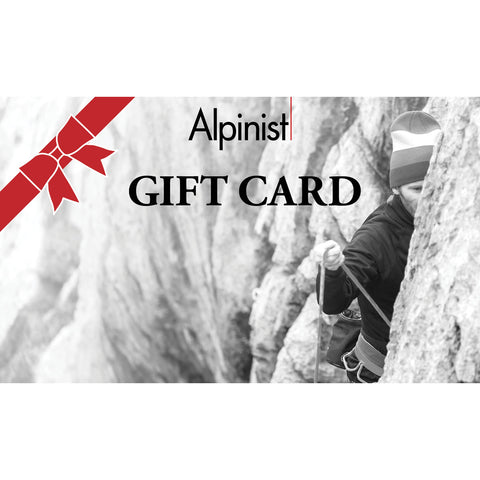 Alpinist Gift Card