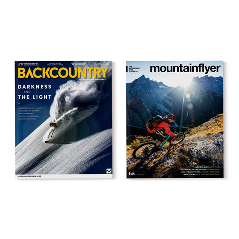 Backcountry X Mountain Flyer Combo Gift Subscription