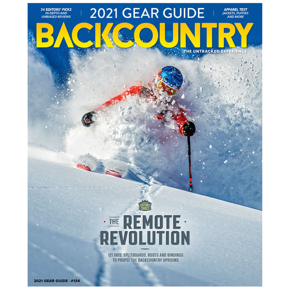 Backcountry Magazine 134 - The 2021 Gear Guide