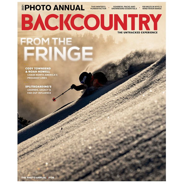 Backcountry Magazine 136 - The 2021 Photo Annual