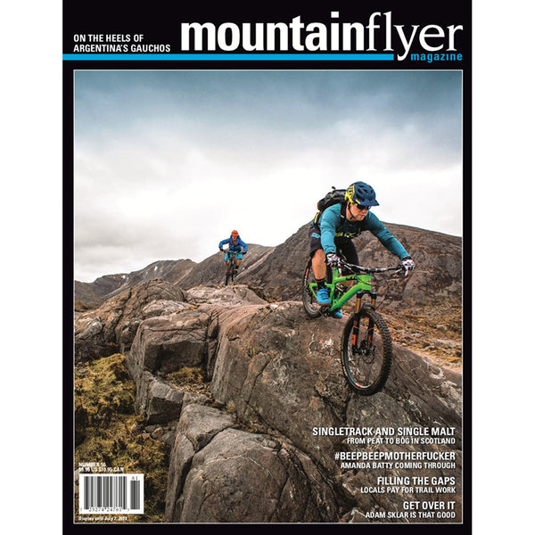 Mountain Flyer | Number 56