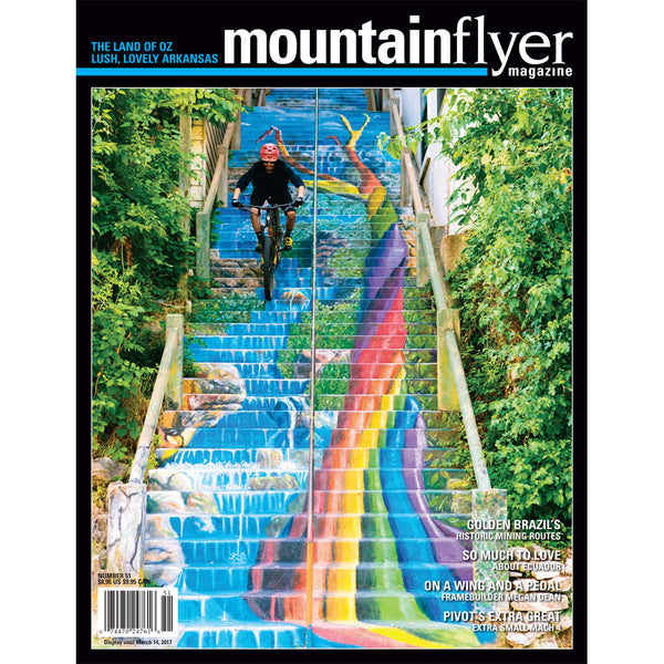 Mountain Flyer | Number 51