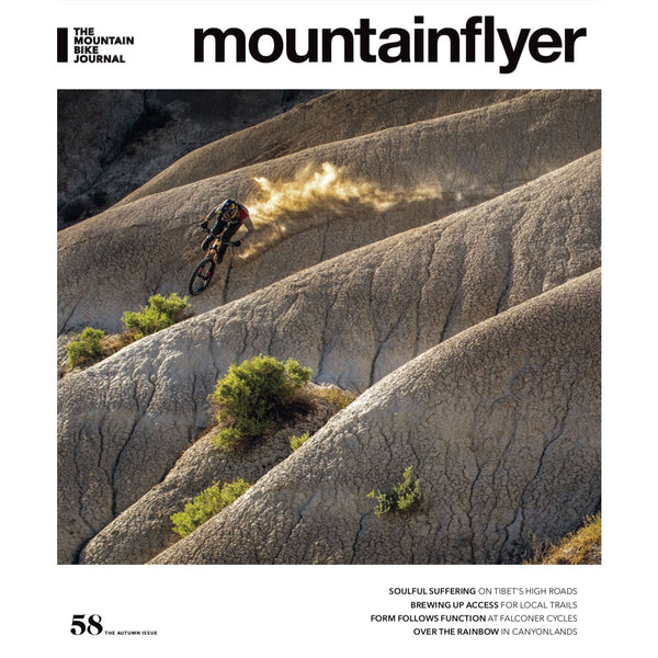 Mountain Flyer | Number 58