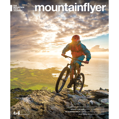Mountain Flyer | Number 64