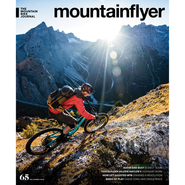 Mountain Flyer | Number 65