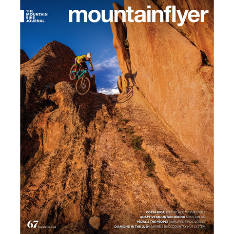 Mountain Flyer | Number 67