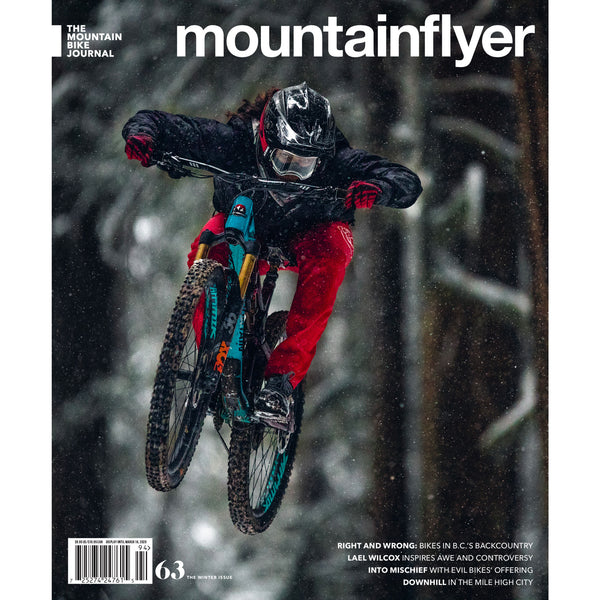 Mountain Flyer | Number 63