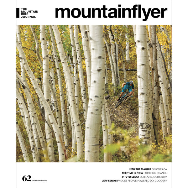 Mountain Flyer | Number 62