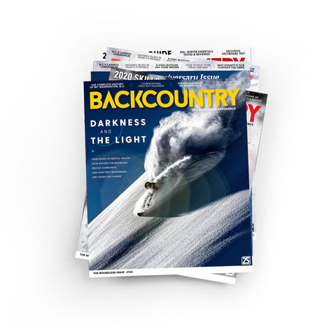 Backcountry Magazine Subscription