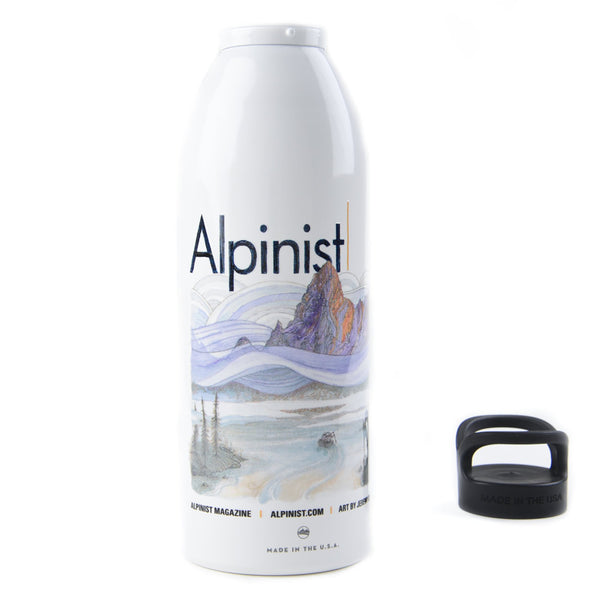 Limited-Edition Alpinist Water Bottle