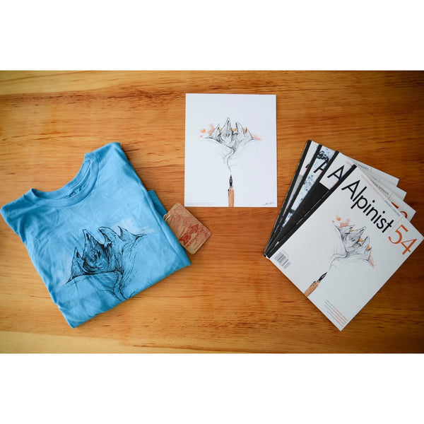 Alpinist Magazine Issue 54 Subscription Pack