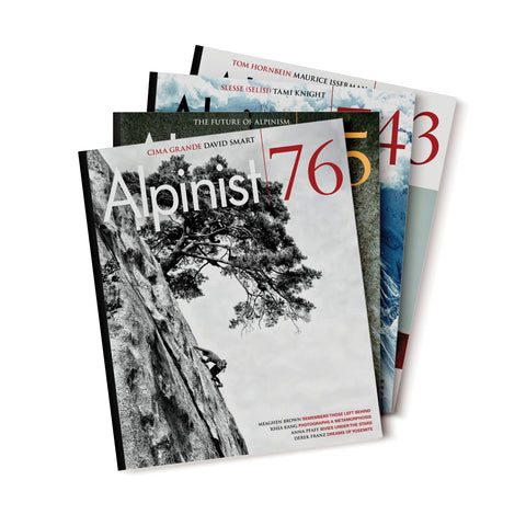 Alpinist Gift Subscription