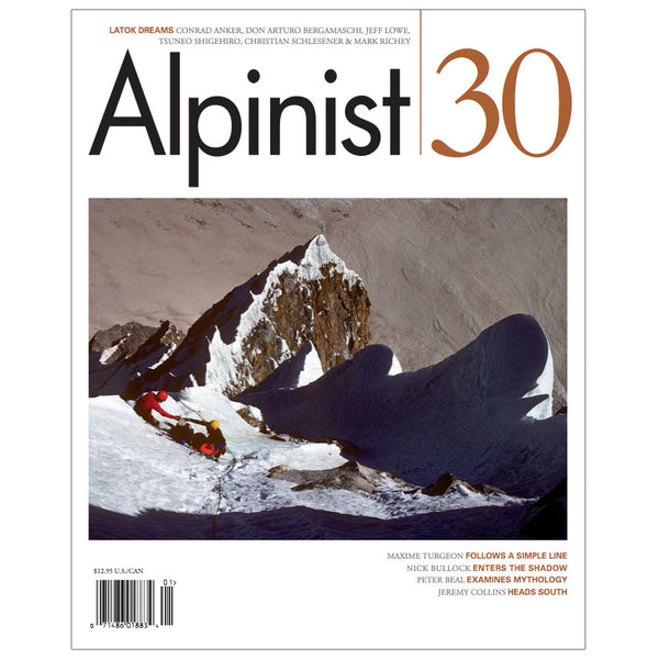 Alpinist Magazine Issue 30 - Spring 2010