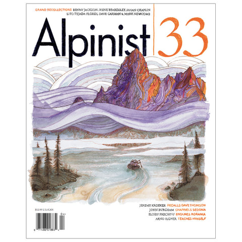 Alpinist Magazine Issue 33 - Winter 2010-11