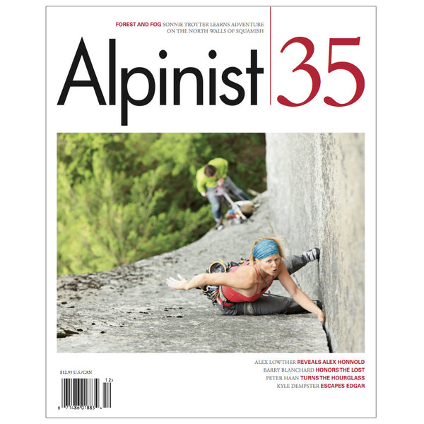 Alpinist Magazine Issue 35 - Summer 2011