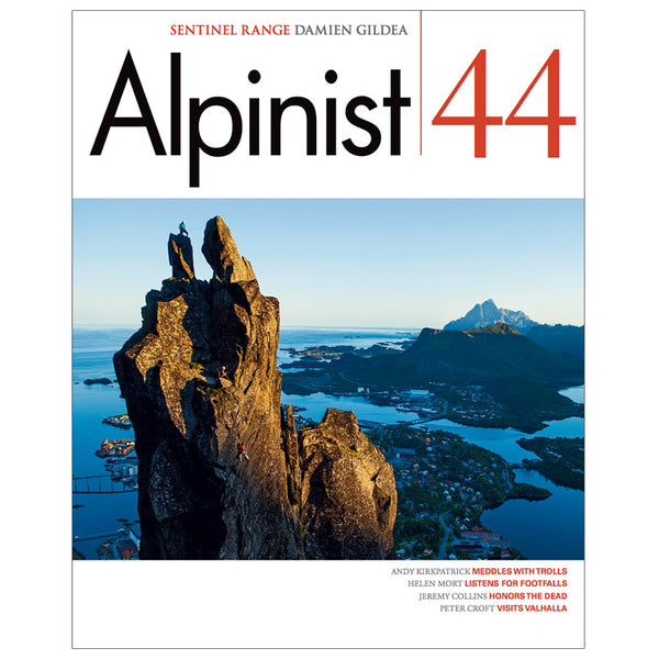 Alpinist Magazine Issue 44 - Autumn 2013