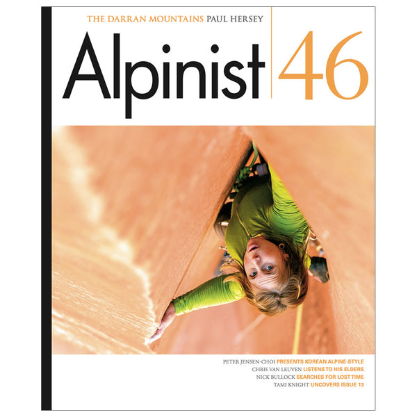 Alpinist Magazine Issue 46 - Spring 2014