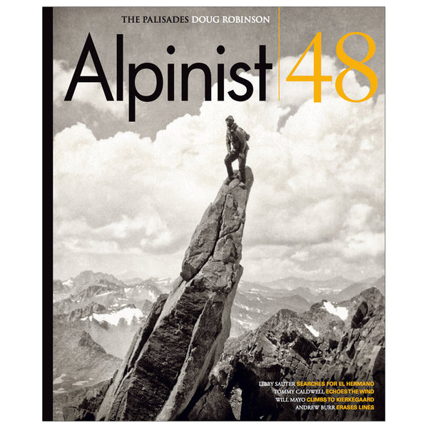 Alpinist Magazine Issue 48 - Autumn-Winter 2014