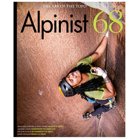 Alpinist Magazine Issue 68 - Winter 2019-20