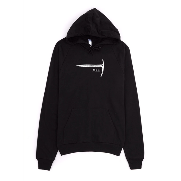 Alpinist Axe Pullover <br> [BLACK]