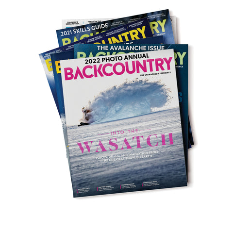 Backcountry Gift Subscription
