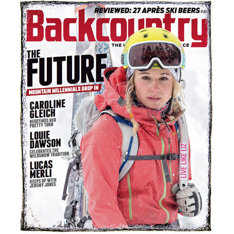 Backcountry Magazine February 2015 - The People Issue
