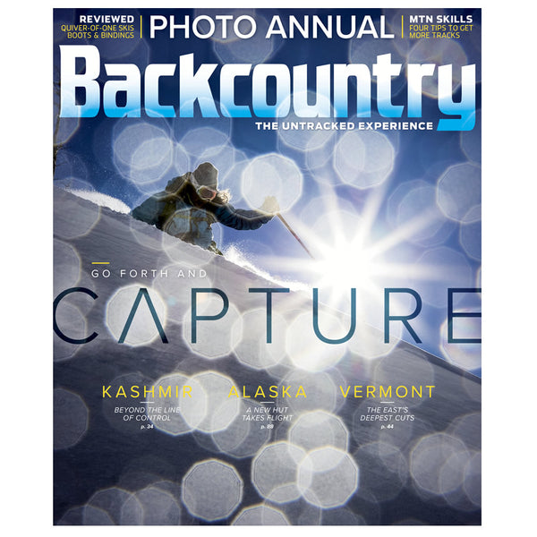 Backcountry Magazine 118 - The Photo Annual