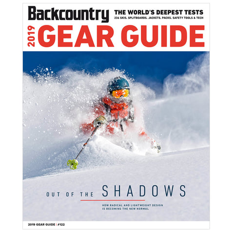Backcountry Magazine 122 - The 2019 Gear Guide