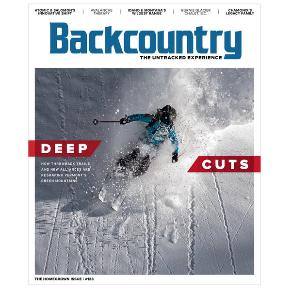 Backcountry Magazine 123 - The Homegrown Issue