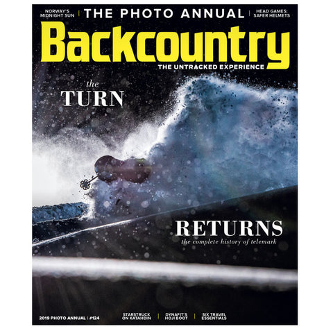 Backcountry Magazine 124 - The Photo Annual