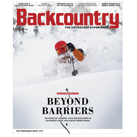 Backcountry Magazine 127 - The Formidable Issue