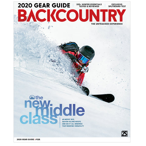 Backcountry Magazine 128 - The 2020 Gear Guide