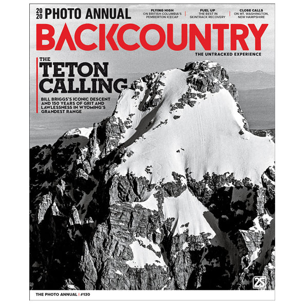 Backcountry Magazine 130 - The 2020 Photo Annual