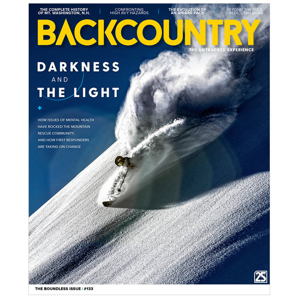 Backcountry Magazine 133 - The Boundless Issue