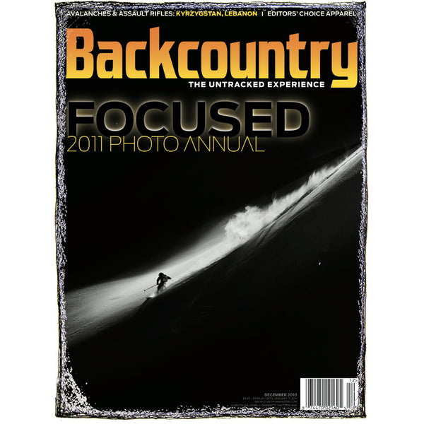 Backcountry Magazine December 2010 - Photo Annual
