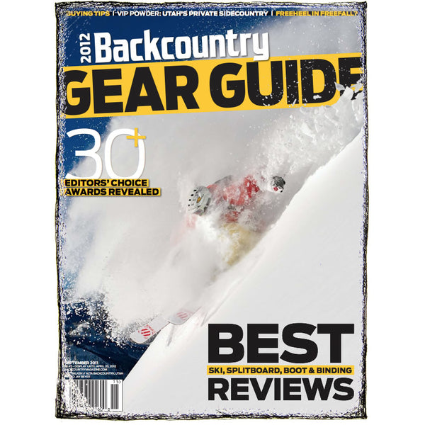 Backcountry Magazine September 2011 - Gear Guide