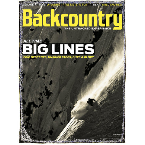Backcountry Magazine October 2011