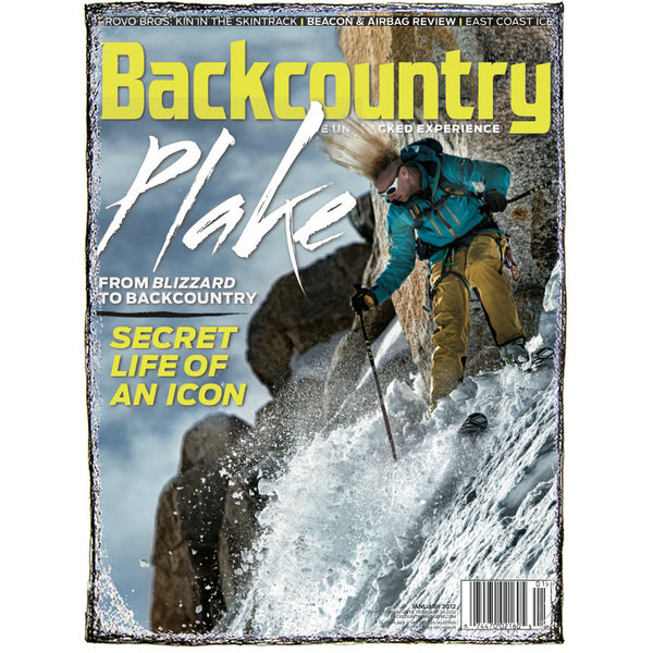 Backcountry Magazine January 2012