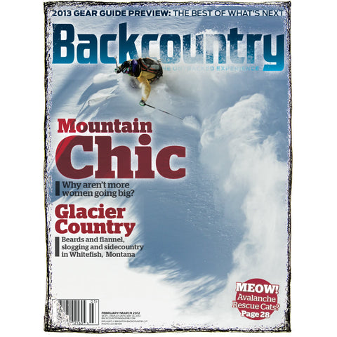 Backcountry Magazine February 2012