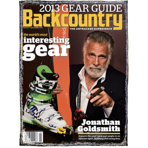 Backcountry Magazine September 2012 - Gear Guide