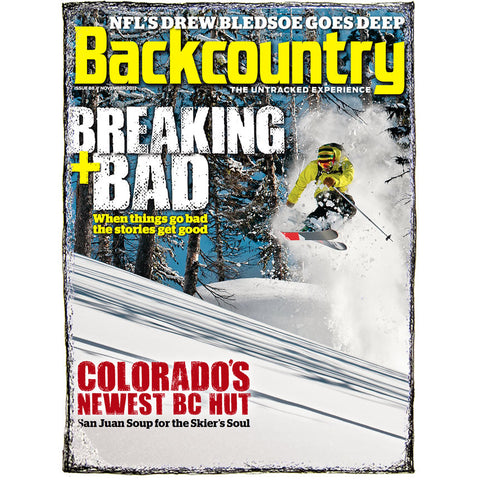 Backcountry Magazine November 2012 - The Bad Issue