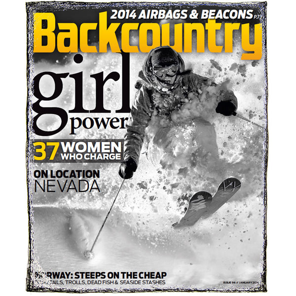 Backcountry Magazine January 2014 - The Women's Issue