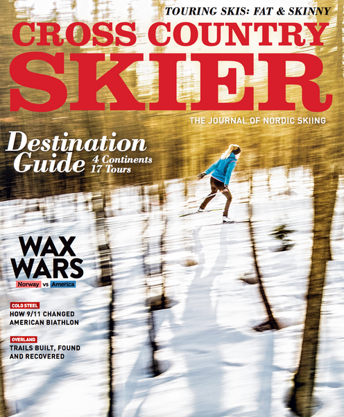 Cross Country Skier Winter 2017