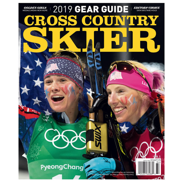 Cross Country Skier Fall 2018