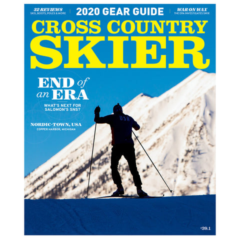 Cross Country Skier Fall 2019